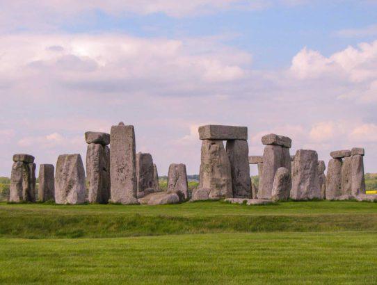 Bustour von Winsor Castle nach Stonehenge