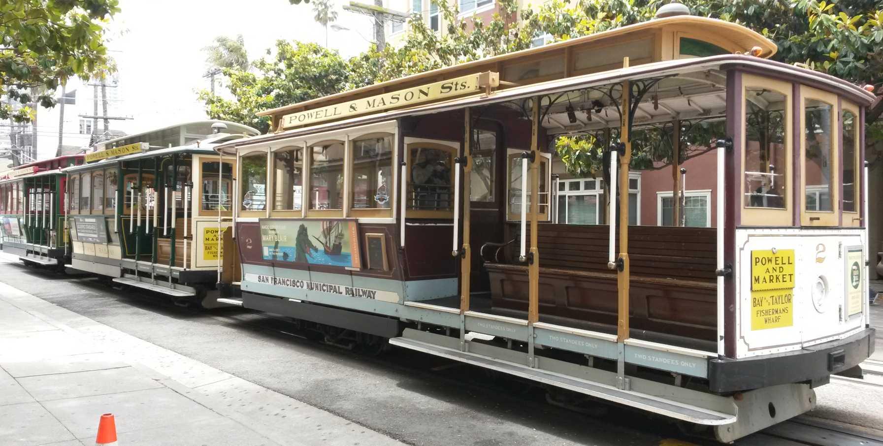 9. Tag San Francisco