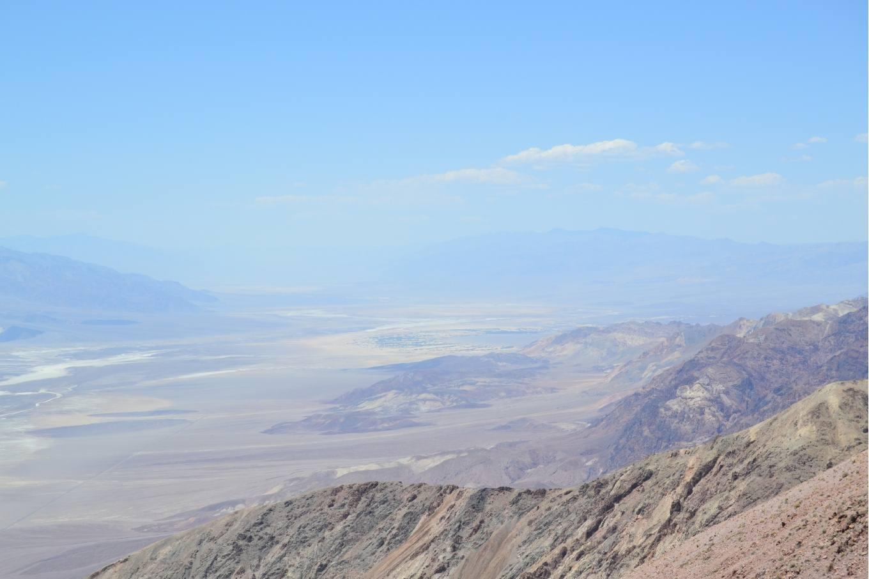 Death Valley, Mensch ist das heiß hier