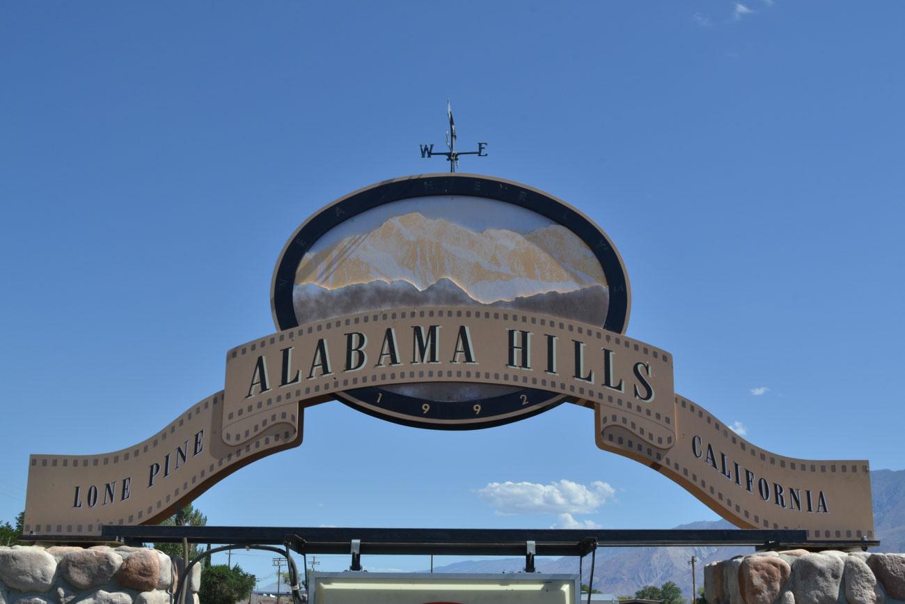 8. Tag - Alabama Hills und zwei Lakes in der Sierra Nevada