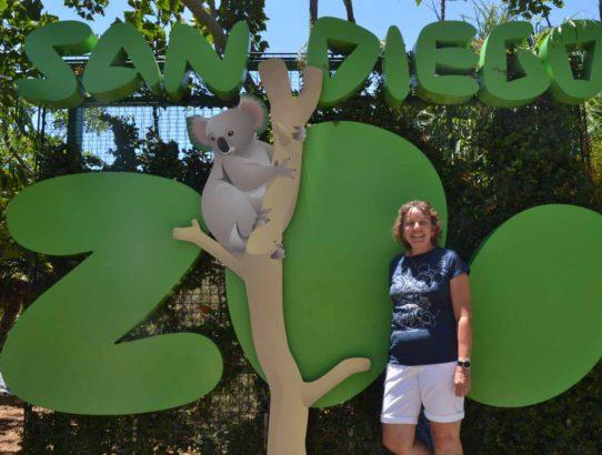 18. Tag San Diego, es geht in den Zoo