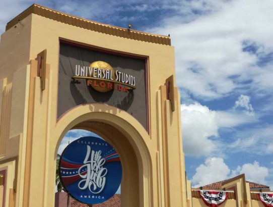 14. Tag Orlanado Universal Studio