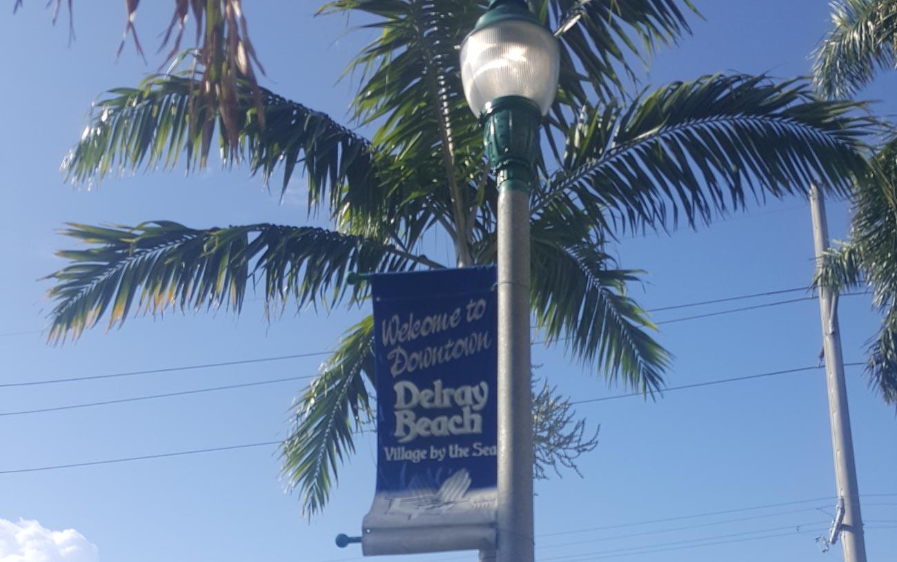 2.Tag: Delray Beach