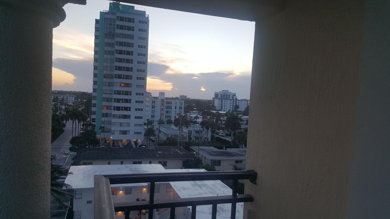 7. Tag: Auf nach Fort Lauderdale