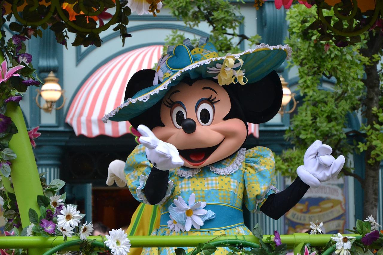 17. Tag Disneyland