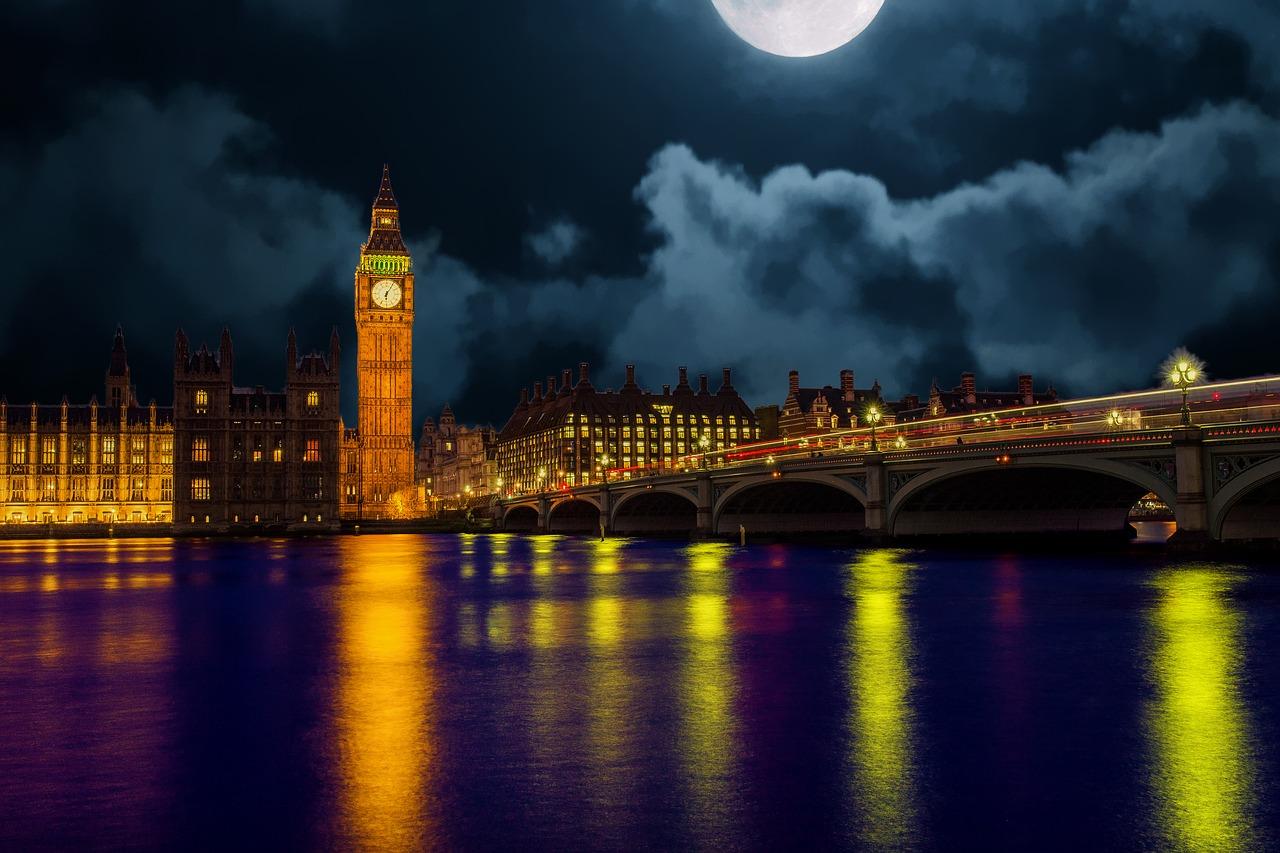 Es geht nach London